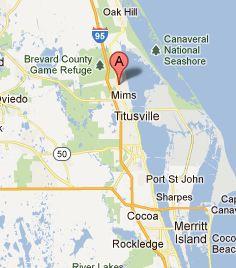 Self Storage   Mims, Florida